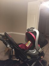 Baby trend car seat and stroller in Fort Benning, Georgia