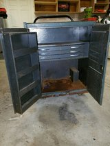 Rolling tool chest in Vacaville, California