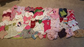 Lot of Baby Girl clothes size 3-6 months BABY BODEN, HANNA ANDERSON, GYMBOREE,  GAP, PUMPKIN PAT... in Bartlett, Illinois