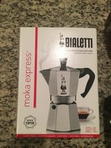 Bialetti mukka express 6 cup in Bolling AFB, DC