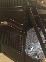 Bunk beds (twin over full) WITH MATTRESSES in Phoenix, Arizona
