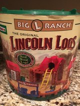 Lincoln Logs set in Phoenix, Arizona