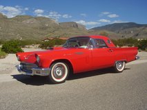 1957 Ford Thunderbird in Alamogordo, New Mexico