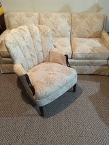 Couch and chair set in Naperville, Illinois