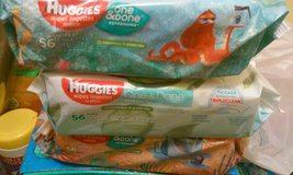 huggies or pampers in Yucca Valley, California