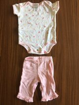 Carters Newborn outfit in Okinawa, Japan