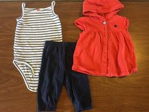 Carters 24M Red/Navy Set in Okinawa, Japan