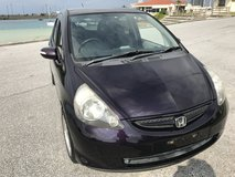 '06 Honda Fit with 2yrs JCI in Okinawa, Japan