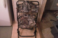 camo backpack chair in Fort Campbell, Kentucky