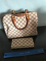LV purse and wallet in Ramstein, Germany