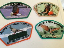 Boy Scouts Patriots path Council in Ramstein, Germany
