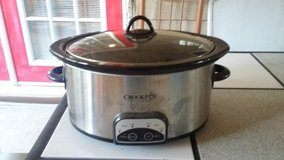 Crock-Pot Programmable Slow Cooker in Moody AFB, Georgia