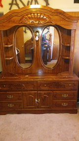 Classic Dresser with Ligthted Mirror! in Quantico, Virginia