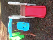 Fisher Price Swing & Slide in Beaufort, South Carolina