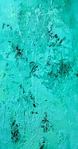 abstract expressionism painting in Ramstein, Germany