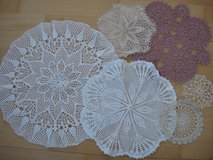Antique hand made LACE - over 70 pieces to choose from! in Stuttgart, GE