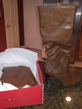 Size 8 1/2 Brand New Boots in Kingwood, Texas