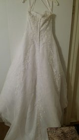 Wedding dress size 8 in Leesville, Louisiana