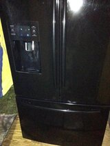 2013 Samsung French door refrigerator W/warranty in Baytown, Texas