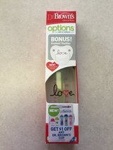 Dr. Brown's bottle/pacifier set in Sugar Grove, Illinois
