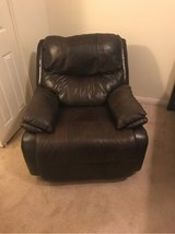 leather recliner in Yucca Valley, California