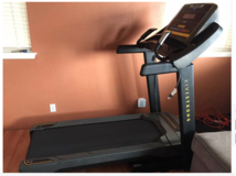 Treadmill - Livestrong Fitness LS10.LT-02 in Honolulu, Hawaii
