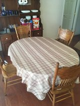 Table and four chairs in Fort Lee, Virginia