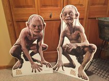 Gollum & Smeagol Lifesize Cardboard Stand-ups (Lord of the Rings) in Naperville, Illinois