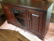 TV stand / entertainment cabinet, can hold large TV in Naperville, Illinois