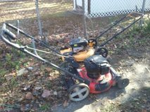 2 Non-working mowers in Perry, Georgia