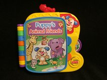 Fisher-Price Laugh & Learn Puppy's Animal Friends Book in Glendale Heights, Illinois