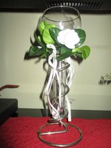 "10-1/2"" Floating Candle Centerpiece (7) in Camp Lejeune, North Carolina"