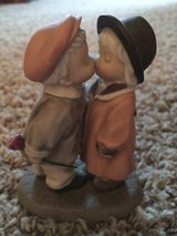 "Enesco-""Love Sealed With A Kiss"" Figurine-1997-Retired! in Naperville, Illinois"