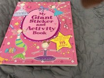 New giant sticker book in Chicago, Illinois