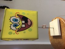 Spongebob desk lamp in Naperville, Illinois