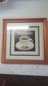 """Coffee Wall Picture 10"""" x 10"""" in The Woodlands, Texas"""