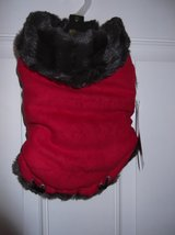 DOG JACKET    NWT  Faux Fur in Cherry Point, North Carolina