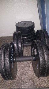 Weights in Vacaville, California