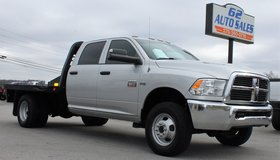 *ONE OWNER*  2012 Dodge Ram 3500 ST Flatbed *CLEAN SOUTHERN TRUCK* in Lexington, Kentucky