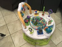Exersaucer in Nellis AFB, Nevada