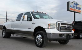 1-OWNER 2005 Ford F350 King Ranch 4x4 DRW 4-Door CLEAN SOUTHERN TRUCK in Lexington, Kentucky
