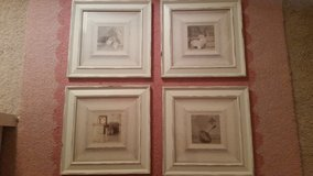Whitewashed Pictures for nursery or playroom in Glendale Heights, Illinois