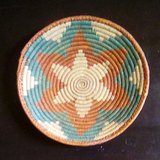 "81/4"" Navajo Wedding Basket in Ruidoso, New Mexico"