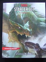 Dungeons and Dragons Starter Kit in Alamogordo, New Mexico