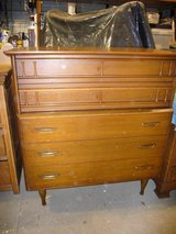 Mid Century Modern Chest on Chest in Camp Lejeune, North Carolina