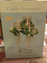 """3 Tier 15-3/4"""" Floating Candle Centerpieces in Camp Lejeune, North Carolina"""
