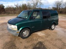 1998 Chevrolet Astro Van in DeRidder, Louisiana