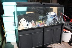 55 Gal Fish tank in Alamogordo, New Mexico