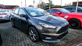 New US Spec - 2016 Ford Focus ST - $5250 OFF!! in Lakenheath, UK