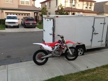 6' x 12' Enclosed Trailer in Fairfield, California
